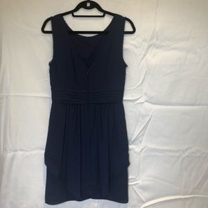 BCBGMaxAzria Dresses - navy bcbg dress